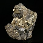Magnetite and piryte Italy M02413